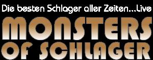 Monsters of Schlager - Die Besten Schlager aller Zeiten - Live